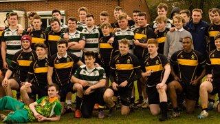 Chosen Youth vs Northampton Crusaders