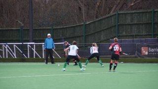 Ladies 1st's v Bowden 3's 14/1/17