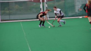 Ladies 1st's v Cardiff University 1st's cup 5/02/17