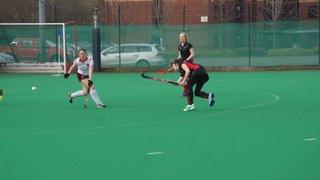 Ladies 1st's v Crewe 18/2/17