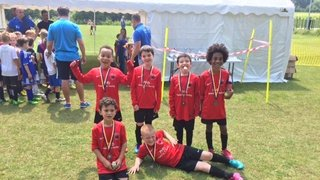 Foresters Foxes U7's Kings Hill Tournament