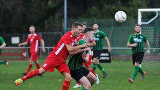 St Austell match action