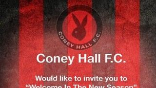 Coney Hall FC - In house Funday