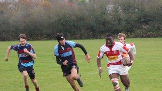 Barnet Elizabethans RFC AWAY Won 10-43