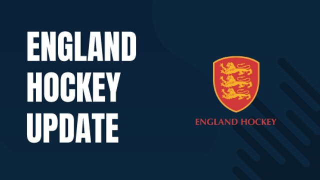 Englad Hockey update