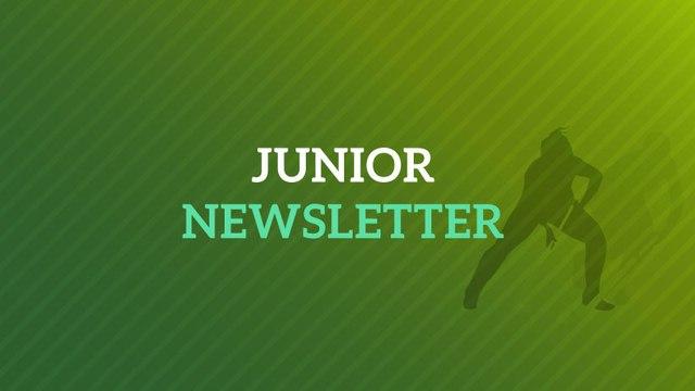 Junior newsletter September 2020