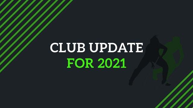 Club update