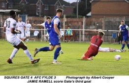 Squires Gate 4-3 AFC Fylde
