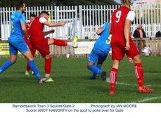 Barnoldswick Town 3 Squires Gate 2