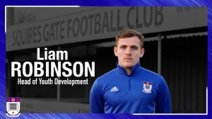 Head of Youth Development Appointed