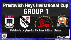 Friendlies: Gate To Host Group 1
