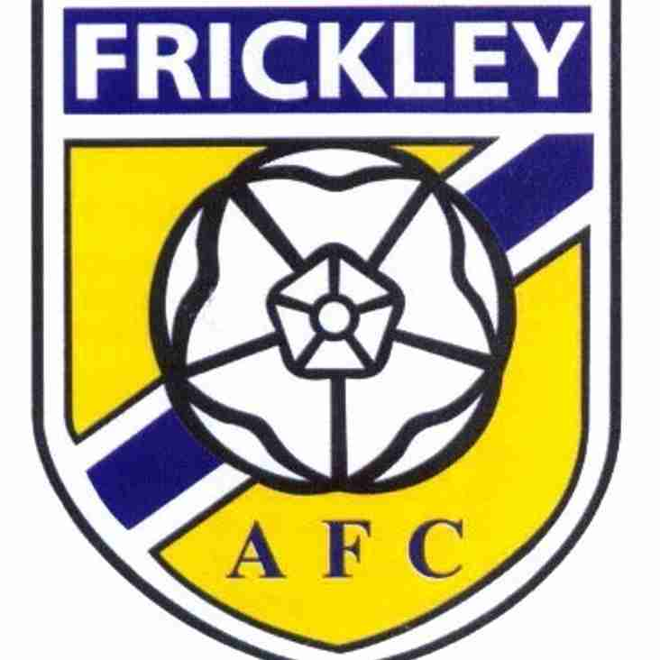 Management team to leave Frickley