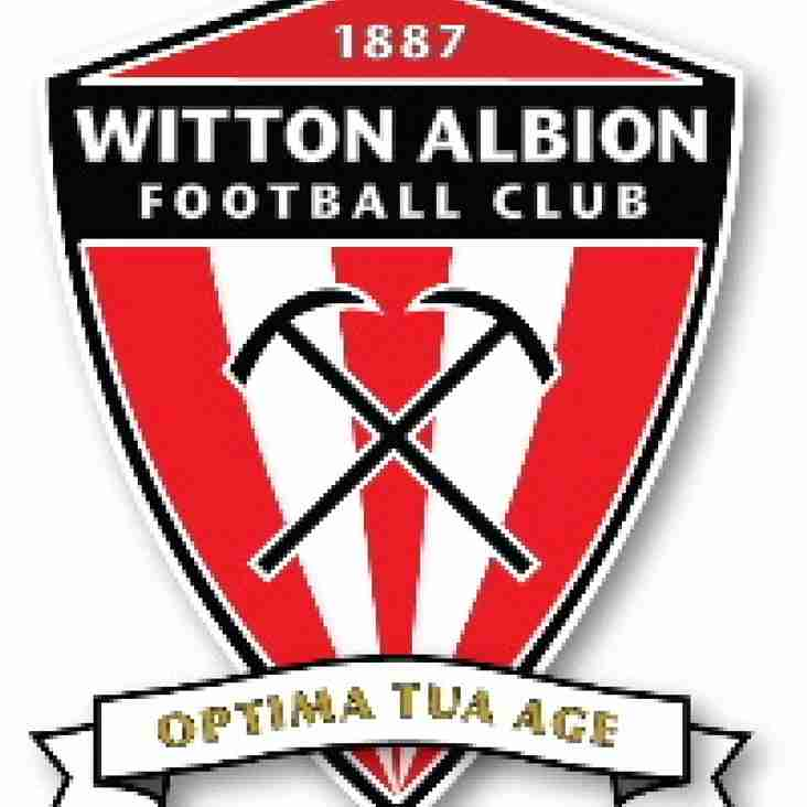 Witton break club goalscoring record