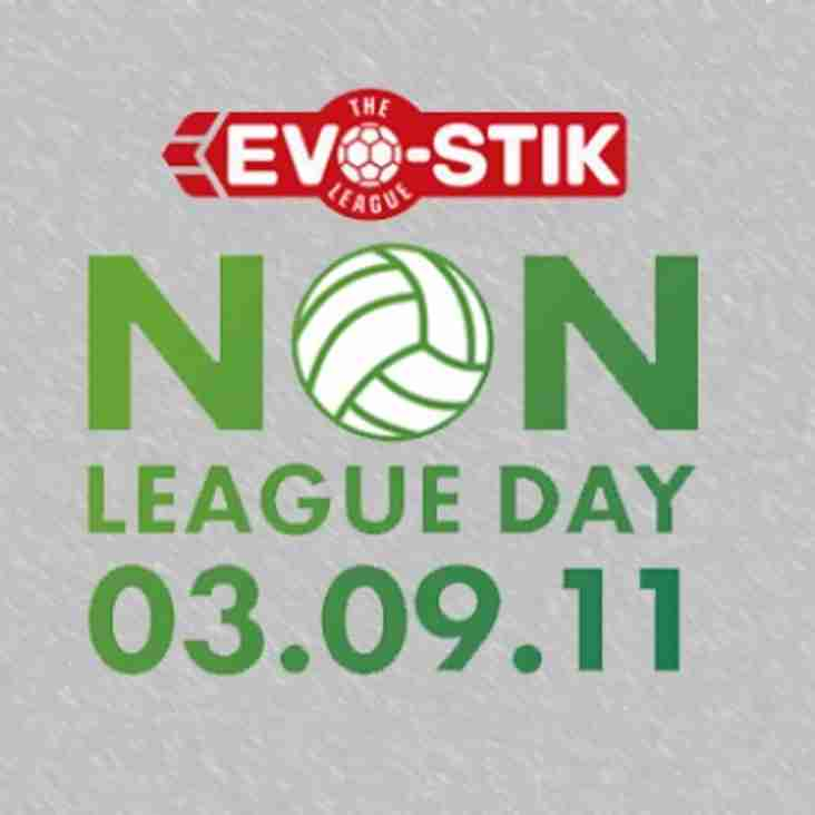 We Support Non-League Day