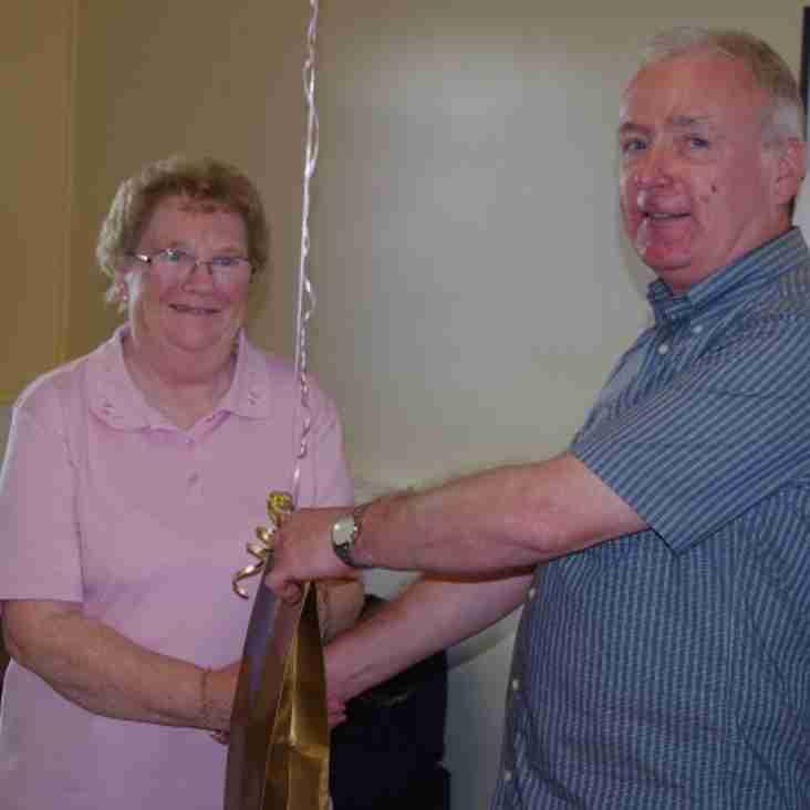 Farsley reward long-time volunteers
