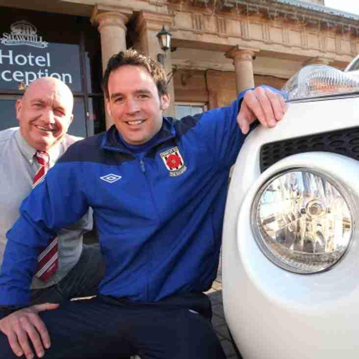 Car up for grabs at Chorley Golf Day