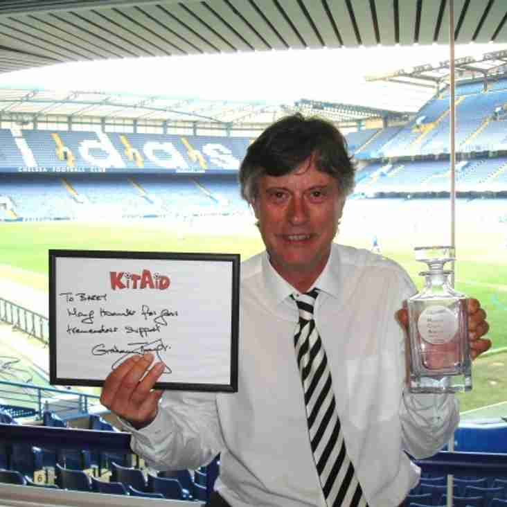 NGA for 'Fan of the Year' Barry