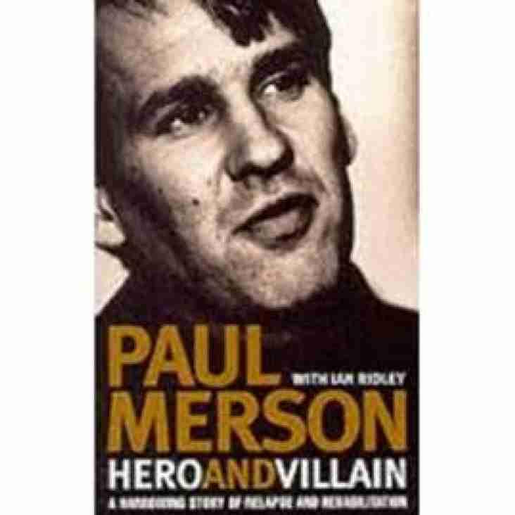 Merson to speak at Kingsmeadow