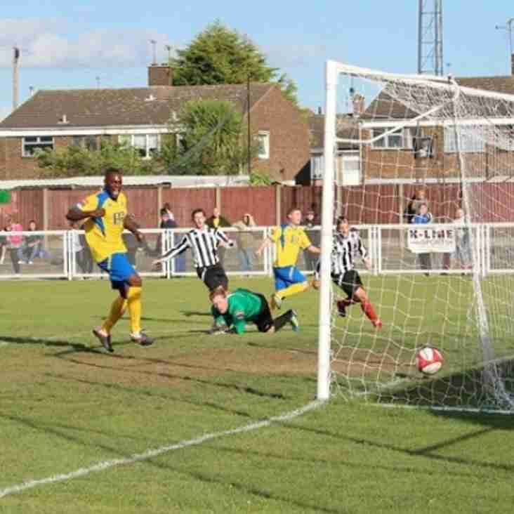 Cheshunt hold on and move up