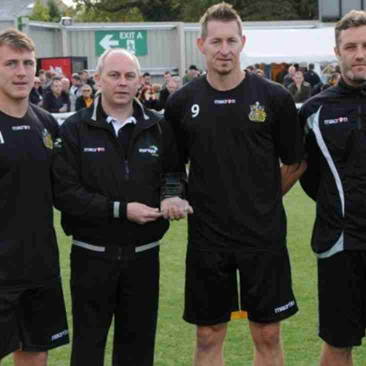 Fans flock in at Maidstone