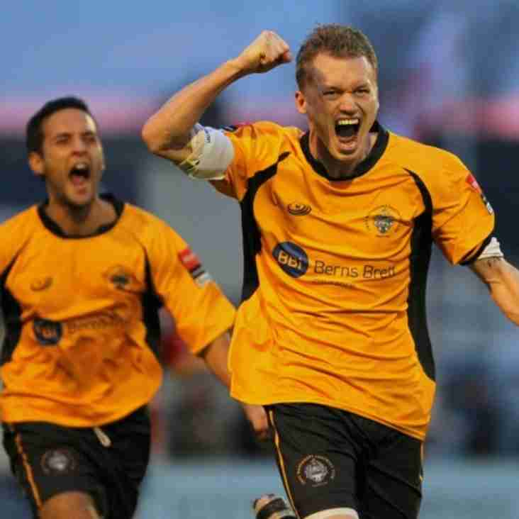 K's stunned as Thurrock hit the goal trail