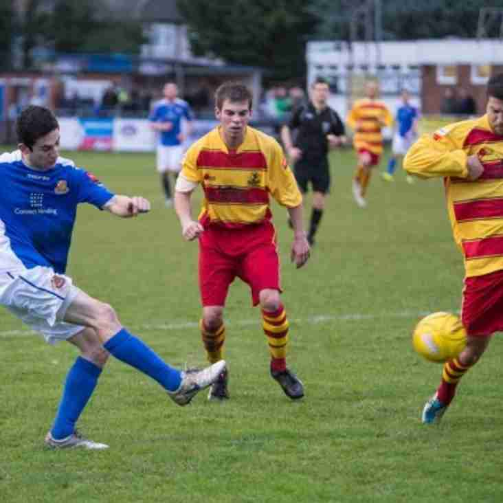 Crabb leads Lewes to first away win