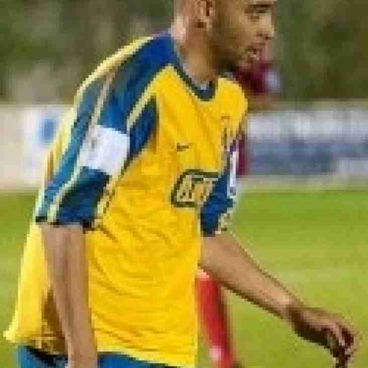 Orlu steps up for Canvey