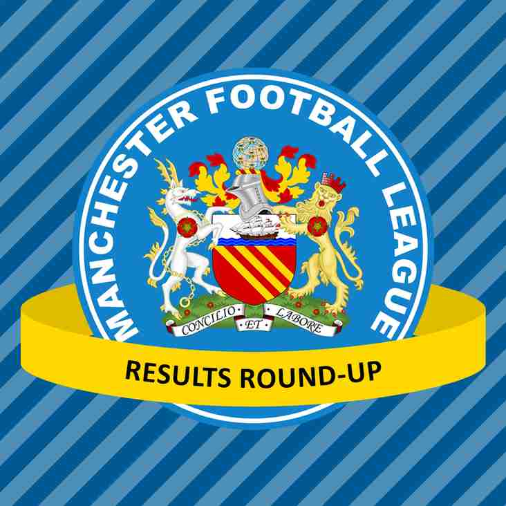 Results Round-Up | 04.05.19