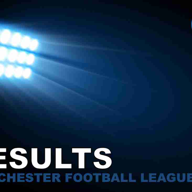 Results - Saturday 17th October