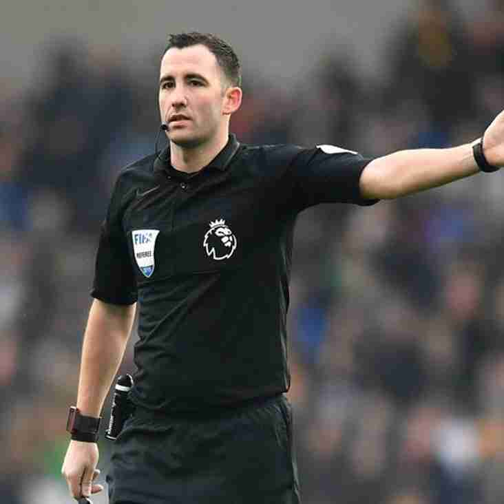 Member Club Referee Course Offer