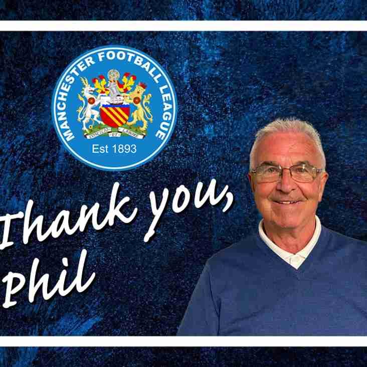 Phil Platt Steps Down