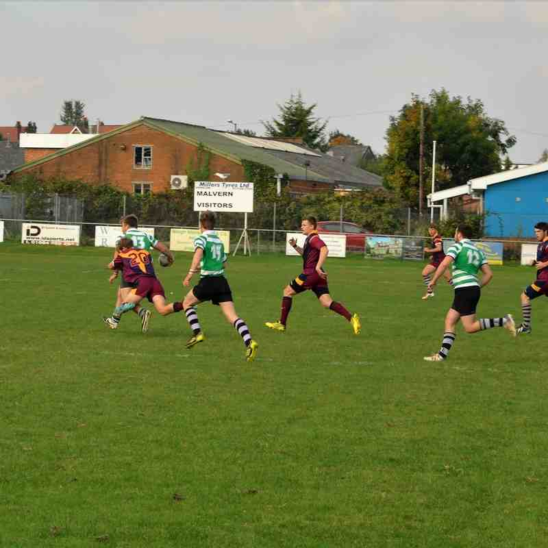 Malvern v Ledbury 11th October 2015