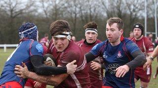 1st XV v CS Rugby