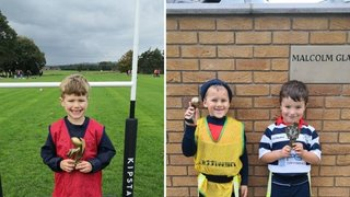Micros and U6s Update from 23rd September