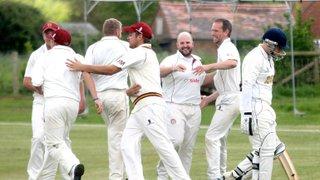 1st XI v Wellesbourne - 9th May 2015