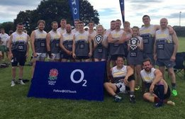Farm Africa Charity Touch Rugby