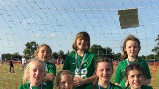 Newport Girls Joint Top at Woburn
