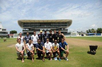 Barbados Tour - Training Session