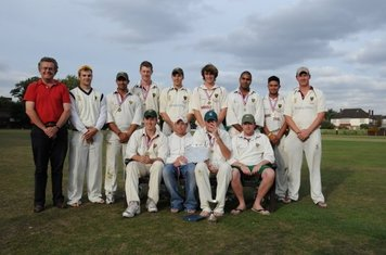 1XI Middlesex Cup Winners 2009