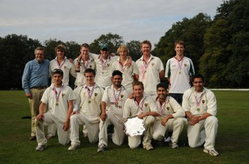 1XI Middlesex Cup Winners 2010
