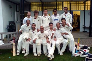 2XI League Champions 2008