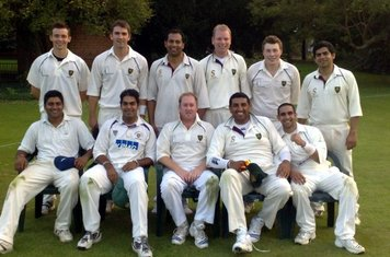 3XI League Champions 2008