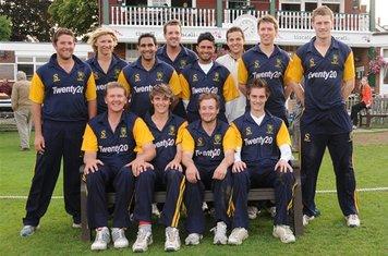T20 Cup Regional Final Winners 2010