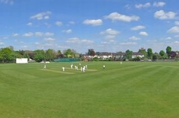 Ealing Cricket Club Pano