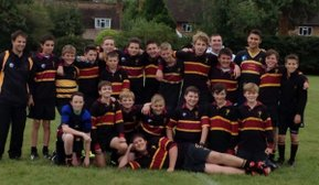 U14s Tour to Dorset!