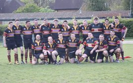 2nd XV game off