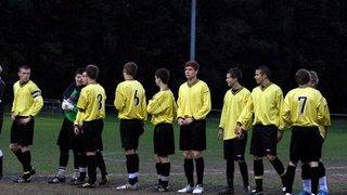 Colliers Wood U18 V Westfield U18  - Southern Youth League 14.4.11
