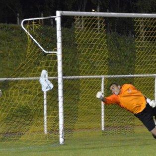 Late Steer free kick earns 3 points