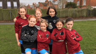 Girls football training - Saturday (Term Time) 9.00-10.00