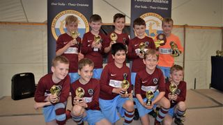 Scorpions strike to take U9's Shield